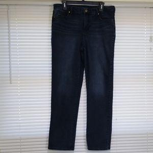Bandolino Jeans - straight Leg- Size 12 Regular
